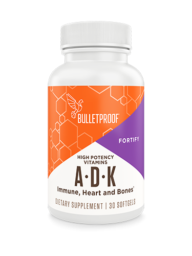 Bulletproof A-D-K Vitamine