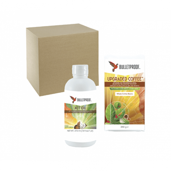 Bulletproof Starter Kit - XCT Oil Edition