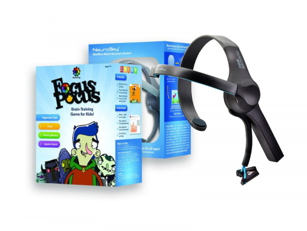 NeuroSky Focus Pocus Bundle