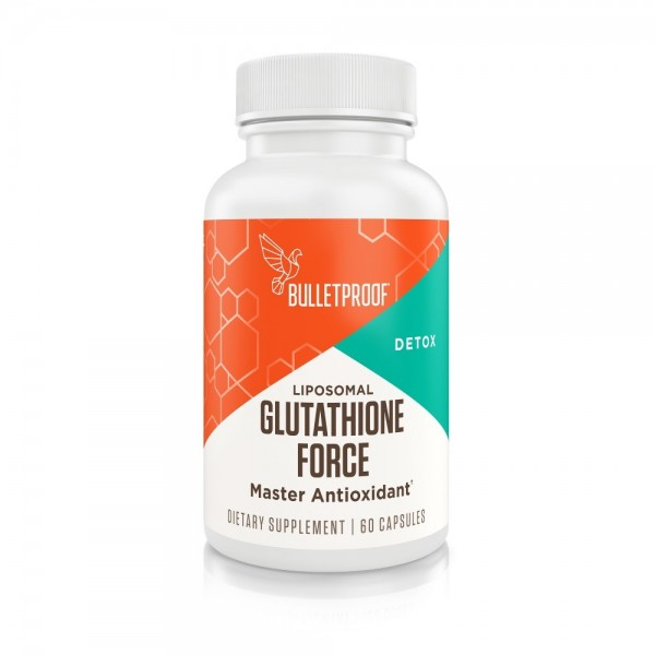 Bulletproof Glutathione Force 60 Stk.