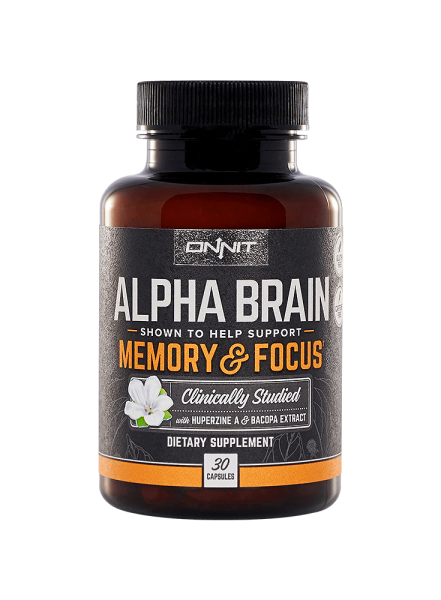 Onnit Alpha BRAIN