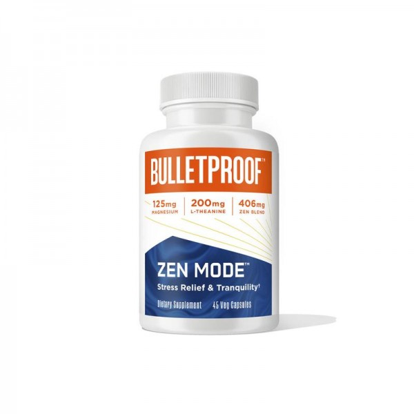 Bulletproof Zen Mode