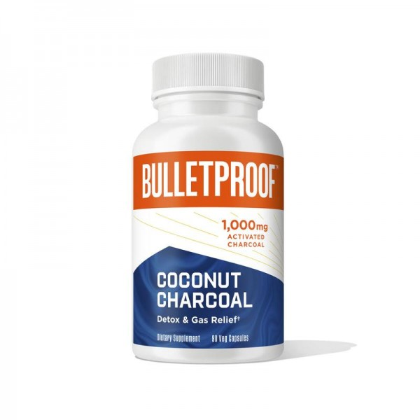 Bulletproof Coconut Charcoal