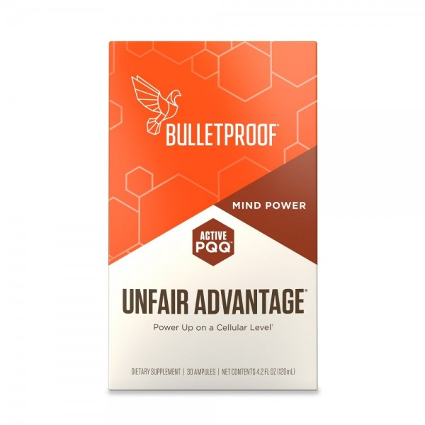 Bulletproof Unfair Advantage