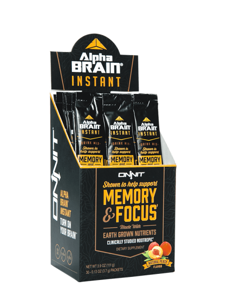 Onnit - Alpha Brain Instant