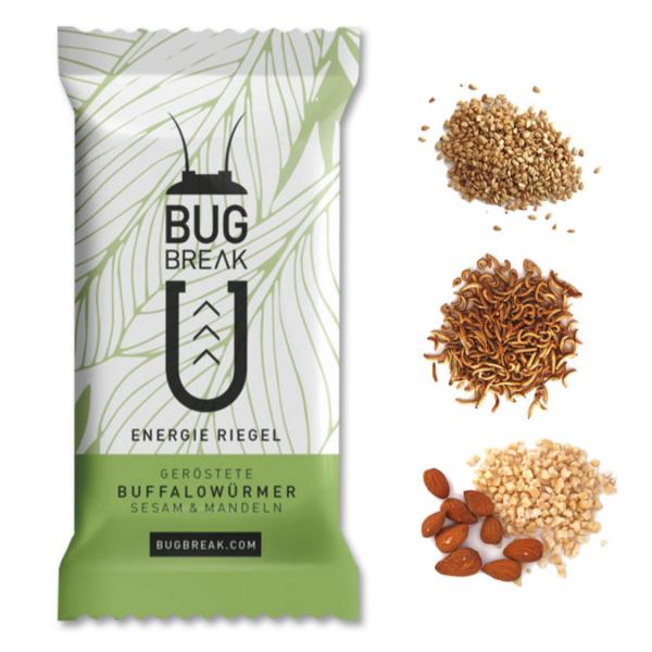 BugBreak Insekten-Riegel