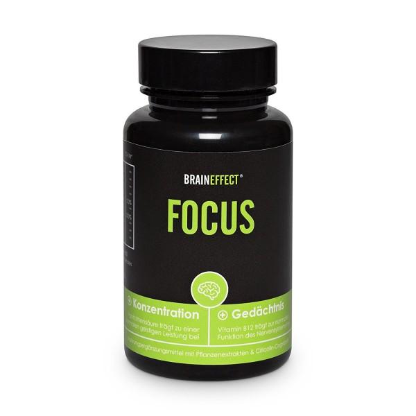 Focus - Mehr Konzentration (ohne Koffein) - 60 Stck.