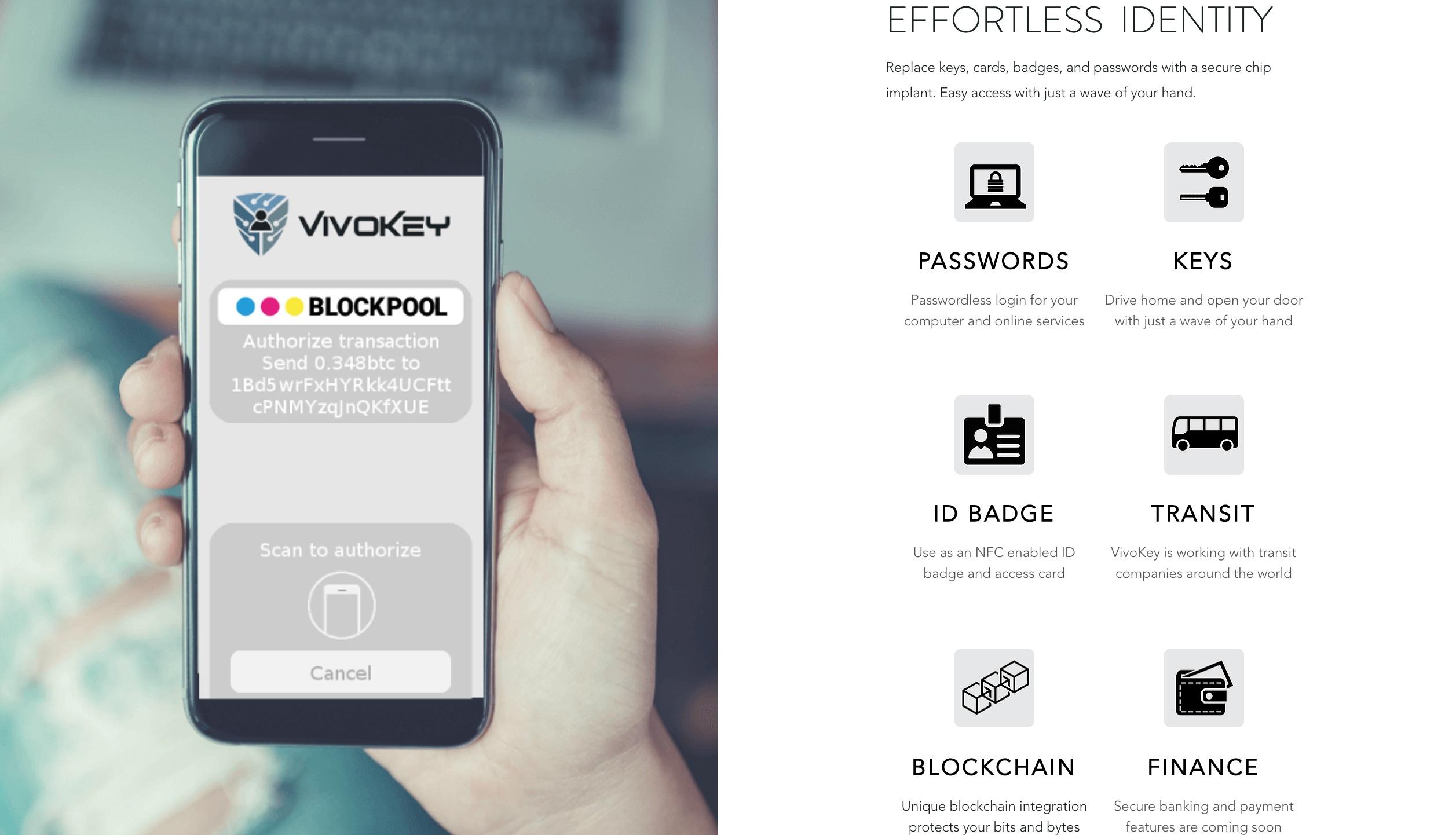 Vivokey-Apps