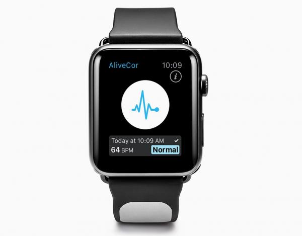 Kardia Band für Apple Watch