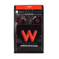 Warrior Coffee 250g, ganze Bohnen