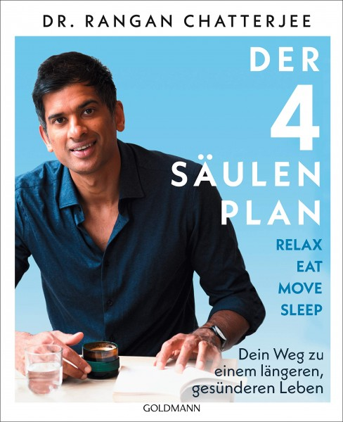 DER 4-SÄULEN-PLAN - RELAX, EAT, MOVE, SLEEP