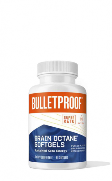 Bulletproof Brain Octane Softgels