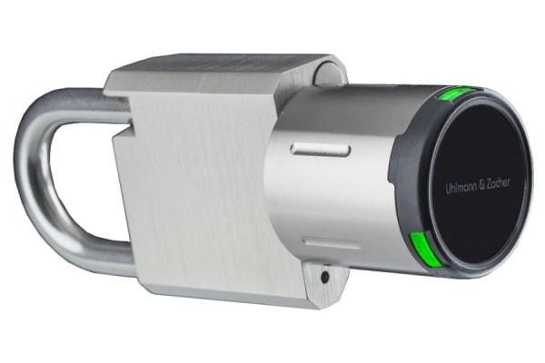 elektrisches Vorhängeschloss mit digitalem Schließzylinder