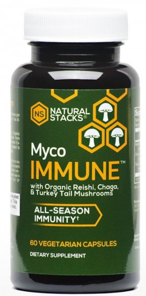 Natural Stacks MycoIMMUNE (60 Stck.)
