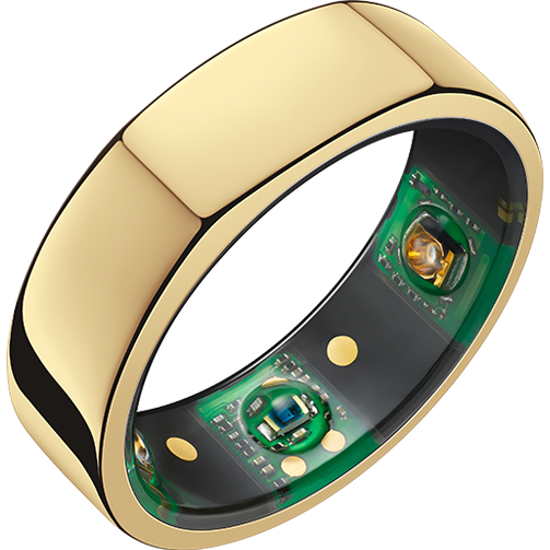 Oura Ring GOLD - Sonderedition