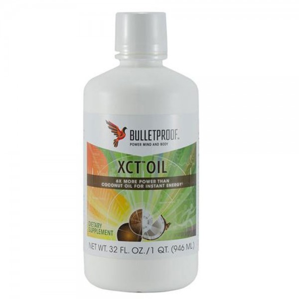 Bulletproof XCT Oil - 946ml