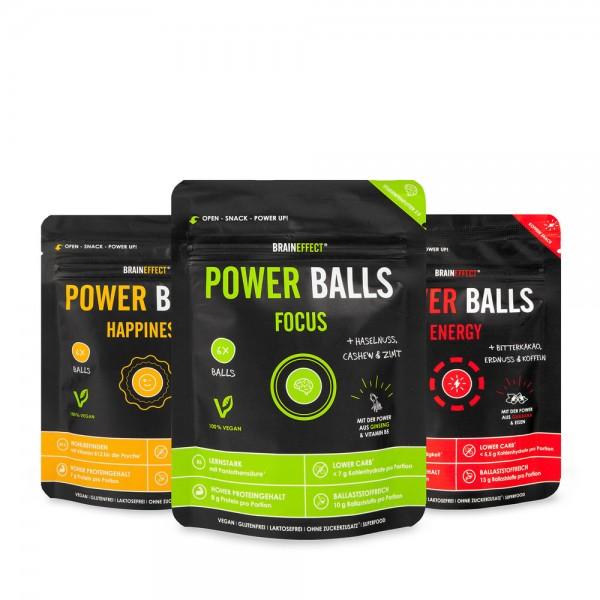 POWERBALLS - Snack Smarter