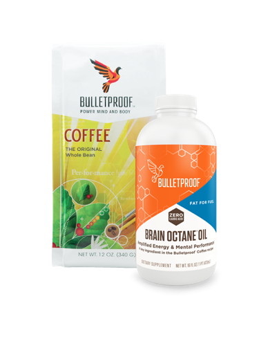 Bulletproof Starter Kit - Brain Octane Edition