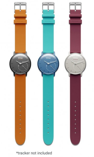 Withings Activité Pop Armbänder - 3 Farben