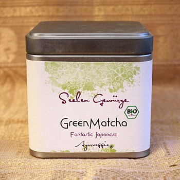 Green Matcha Bio, 50 g Pulver