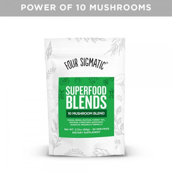 Four Sigmatic Superfoods Pilzmischung