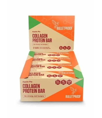 Bulletproof Protein Bars Apple Pie (12er Pack)