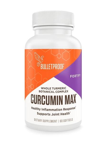 Bulletproof Curcumin Max - 60 Stck.
