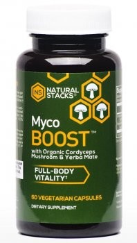 Natural Stacks MycoBOOST (60 Stck.)