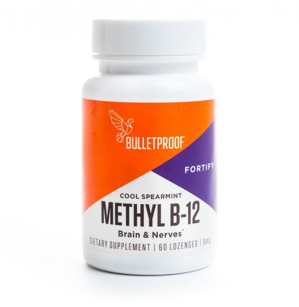 Bulletproof Methyl B-12 (60 Stk.)