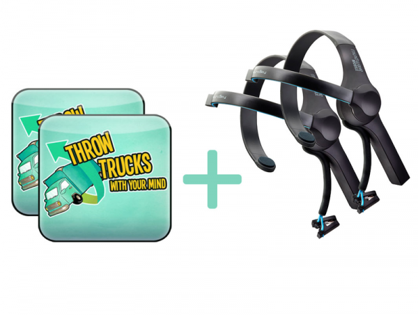 Titan Throw Trucks Mindwave Mobile Bundle