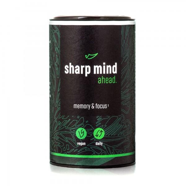 Ahead - Sharp Mind - Konzentration & Gedächtnis