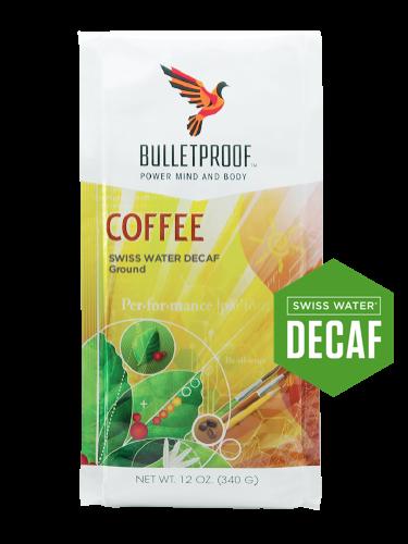 Bulletproof Decaf Coffee (entkoffeinierter Kaffee)