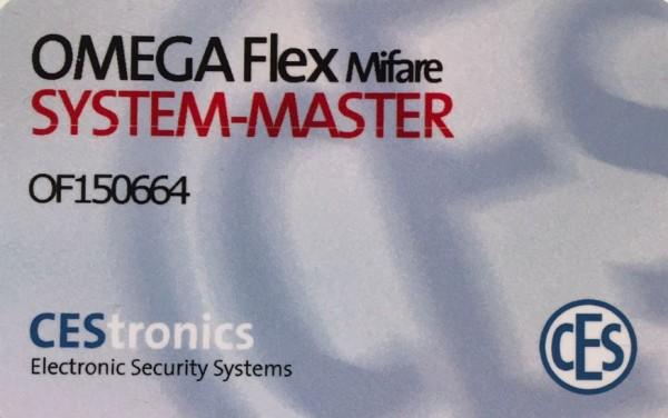 CES Omega Flex Programmierkartensatz