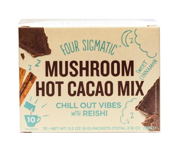 Four Sigmatic Mushroom Cacao - Melt Away Stress