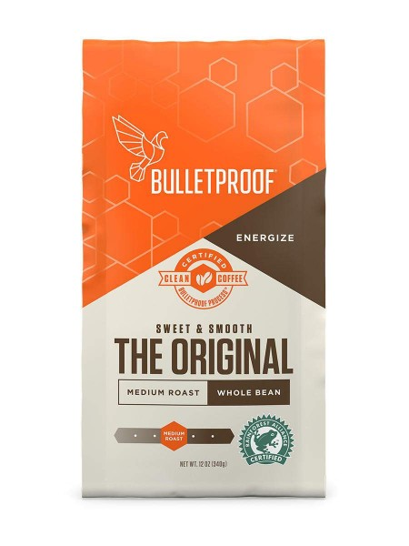 Bulletproof The Original Coffee, Kaffee