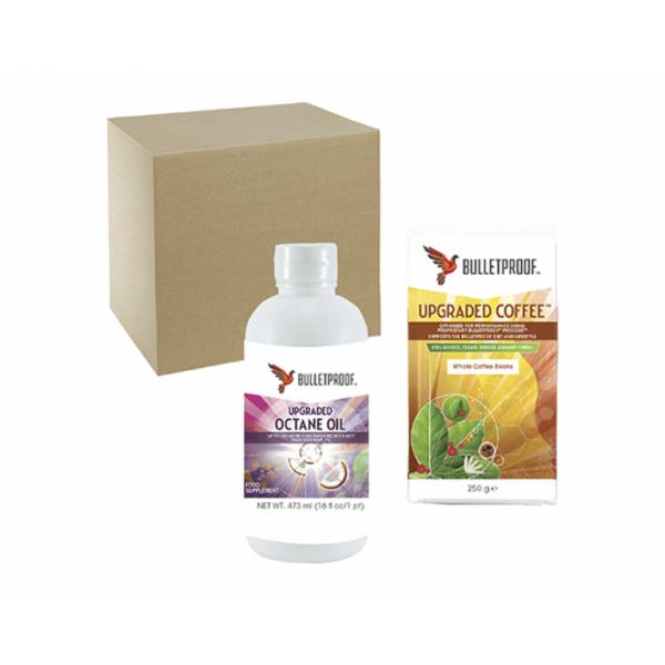 Bulletproof Starter Kit - Octane Oil Edition