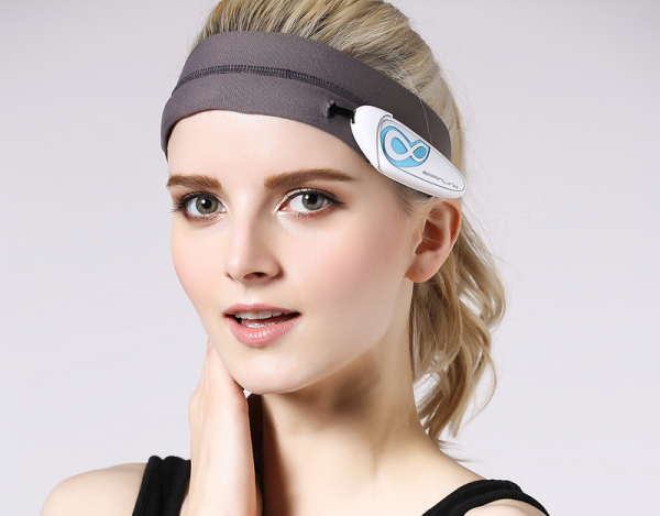 Macrotellect Brainlink Yoga Stirnband