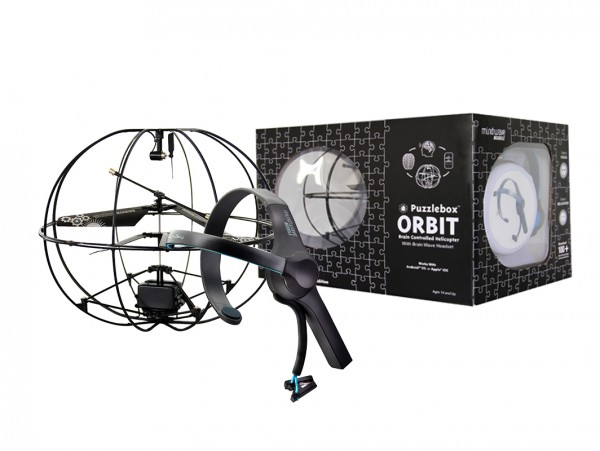 NeuroSky Puzzlebox Orbit Bundle