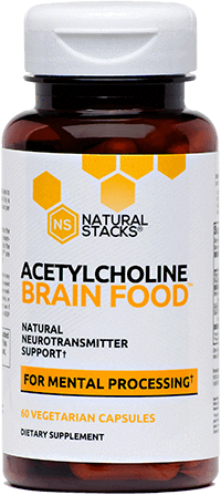 Natural Stacks Acetylcholine - Brain Food