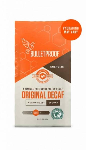 Bulletproof The Original Ground Decaf Coffee - entkoffeinierter Kaffee, gemahlen