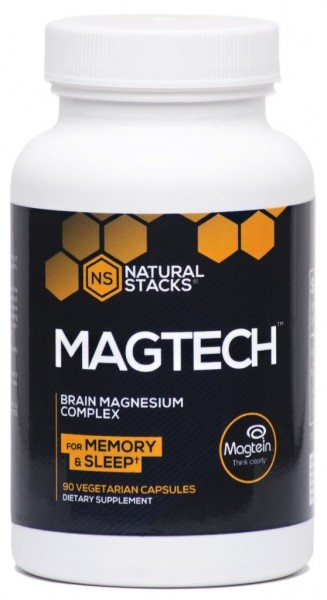 Natural Stacks MagTech Magnesium (90 Stck.)