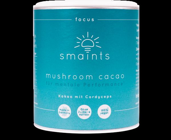 smaints focus - Mushroom Cacao