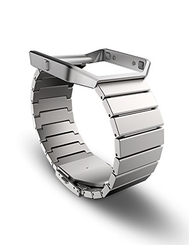 Fitbit Blaze Metal Armband Edelstahl
