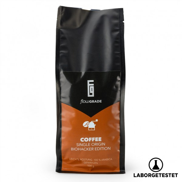 Flowgrade Coffee Biohacker Edition - 500g