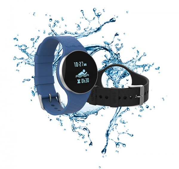 iHealth Wave Water-Resistant Activity Meter Watch AM4