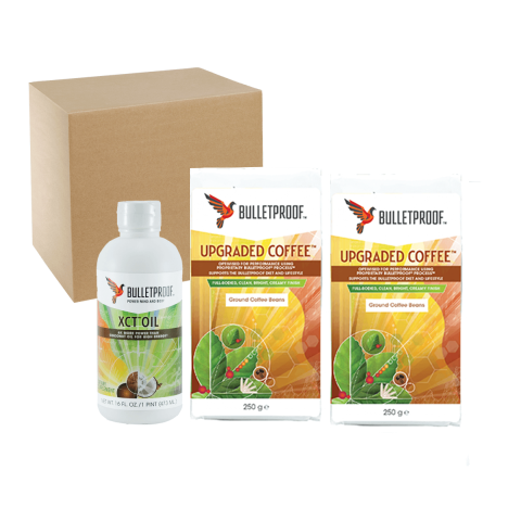 Bulletproof Upgraded Coffee Kit